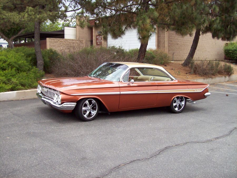 You are browsing images from: 61 Impala